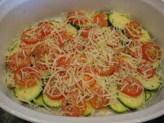 Zucchini & Tomato Casserole