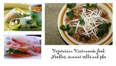 Vegetarian Recipes from Around the World!
