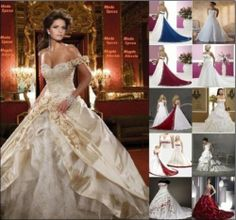 Cheap gown material, Buy Quality gown wedding dress directly from China dress pirates Suppliers: New Champagne Wedding Dress Bridal Gown Size: 6 8 10 12 14 16 Because computer screens have chromatic aberr Wedding Dress Sizes, Elegant Wedding Dress, Wedding Gowns, Ivory Wedding, Wedding Recessional, Recessional Songs, Modest Wedding, Wedding Attire, Elegant Dresses