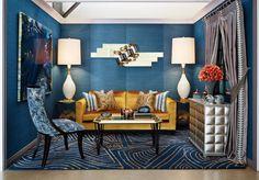 25 Reasons Why You Need A Colorful Living Room Sofa In Your Life | Modern Sofas. Living Room Sofa. #modernsofas #livingroom #velvetsofa Read more: http://modernsofas.eu/2016/09/16/reasons-need-colorful-living-room-sofa-life/