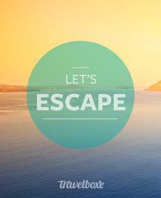 Lets Escape