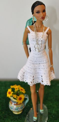 colette loves her new dress!
