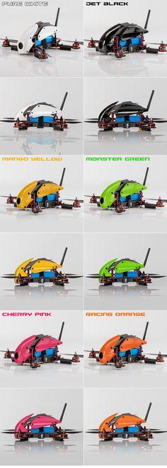 STORM Racing Drone (RTF / SRD280) http://www.helipal.com/storm-racing-drone-rtf-srd280.html glossy finish Canopy