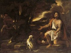 The Athenaeum - The Parable of the Prodigal Son: The Penitent Swineherd (Luca Giordano - )