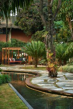 Jardim das Festas - casa Cor Brasilia 2014 - por Carla e Marina Pimentel