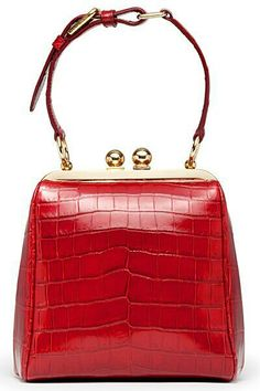 Dolce & Gabbana 2013: Little Red Bag