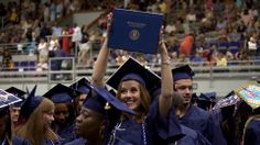 2014 Pitt Community College Commencement Ceremony