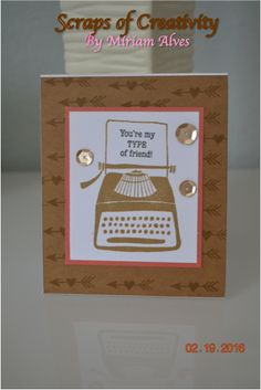 CTMH February Constant Campaign Share your Love stamp set