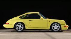 #Porsche #911 #964 #RS #ClubSport