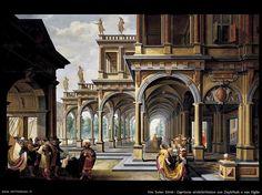 VAN DELEN DIRCK pittore biografia foto quadri sfondi opere | Settemuse.it