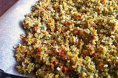 Gemüsebrühpulver - wie ich es mache, ein raffiniertes Rezept aus der Kategorie Vegan. Bewertungen: 58. Durchschnitt: Ø 4,7.