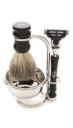 cool 4 piece shave set
