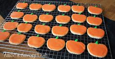 Amee's Savory Dish: Frosted Sugar Cookies (A Kid Favorite)