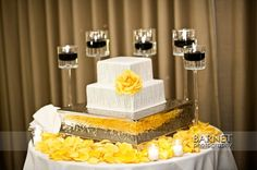 modern sophistication wedding   Modern, sophisticated cake   Wedding - Decor