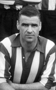 Coenraad Henrik Dillen (5 October 1926 – 24 July 1990) was a Dutch footballer who played for Brabantia, PSV and Helmondia '55, as well as the Dutch national side. After retiring from playing he spent a two-year spell as manager of amateur side RKSV Nuenen. His goal tally of 43 in the 1956/57 season remains the highest score by an individual in the Eredivisie. He scored twenty goals in a nine-match period between 27 January and 31 March 1957.