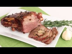 Roasted Leg of Lamb Recipe - Laura Vitale - Laura in the Kitchen Episode 748 - YouTube