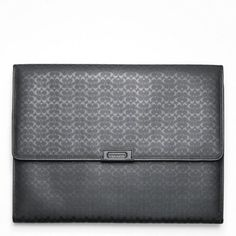 Coach F62495 Black Heritage Signature Embossed PVC Mobile Office Organizer ..., http://www.amazon.com/dp/B00DT7A9VQ/ref=cm_sw_r_pi_dp_FAcDsb0X3Y8CZ
