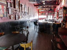 A list of cool bars, restaurants, shops, websites, and more that are doing cool things in Houston. Houston Bars, Houston Tx, Homesick Texan, Hermann Park, Japanese Store, Soho Loft, Antique Light Fixtures, Outdoor Theater, Bar Interior