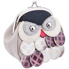 Owl Head Coin Purse