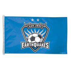 San Jose Earthquakes Flag - Soccer
