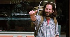 Our Idiot Brother. The sideways thumbs up? Is that already a thing? If not, it should be