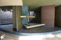 Paris - 13ème - Résidence, boulevard Vincent-Auriol (Bd de la Gare)  Architectes: Roger Anger, Pierre Puccinelli, Mario Heymann.  Constructi...