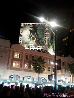 Oz the Great and Powerful Red Carpet Experience at El Capitan Theatre in Hollywood! #DisneyOzEvent