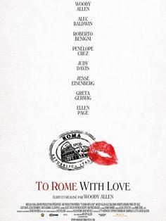 To Rome with Love nous fait partir à la découverte de la ville éternelle à travers différentes histoires de personnages, de simples résidents ou de visiteurs pour l'été, mêlant romances, aventures et quiproquos.
