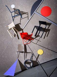 """Sarah Illenberger, """"Berlin Bauhaus"""" - Wallpaper magazine."""