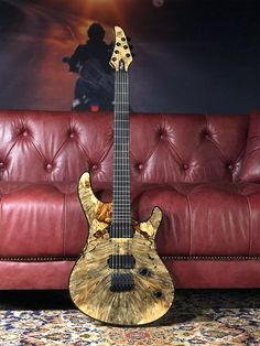 """""""Another beautiful and beastly build from our friends at Share a pic of your guitar build in a comment for a chance to be featured. Seymour Duncan Pickups, Guitar Building, Beautiful Guitars, Porn, Amazing"""