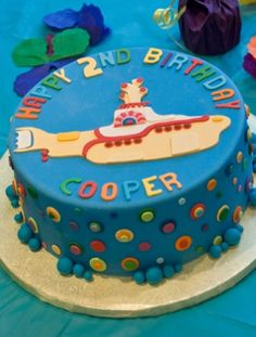 Top 5 Design Tips for an Awesome BirthdayParty www.thebump.com #cake #birthday