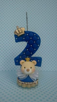 56 Ideas birthday cake number topper letters for 2019 Fondant Numbers, Fondant Letters, Diy Birthday Decorations, Fondant Decorations, Cake Lettering, Prince Cake, Ballerina Cakes, Biscuit Cake, Bear Party