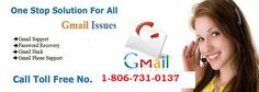 Call Gmail tech support phone number 1-806-731-0137 to Get Gmail Support from Gmail technical support team For all Gmail users based in US and Canada.