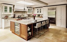 Ideas for colors.  Smallbone of Devizes | Hand Painted Kitchen Collections | Painted Kitchen Cabinets
