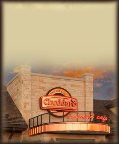 Cheddars - chain restaurant