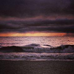 Storm clouds over Cornwall #BeachRetreats