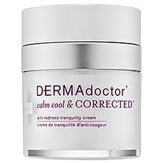 DERMAdoctor - Calm Cool and Corrected.  Love it love it love!  Feels great on my skin.  Worth the price.