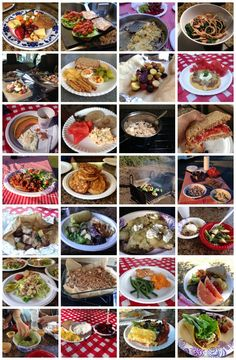 Real Food on the Road: What We Ate in the RV on 100 Days of #RealFood