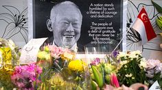 Lee Kuan Yew: The wise man of the East.  Sept 16, 1923 - March 23, 2015