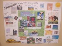 Lisa Vickery Fantasy Writer: Vision boards for writers