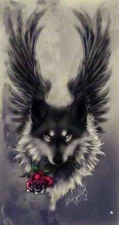 44 Ideas tattoo wolf ideas spirit animal black wolves for 2019