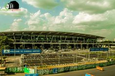 Chennai Domestic Airport Photo by Ritick Chowdhury -- National Geographic Your Shot