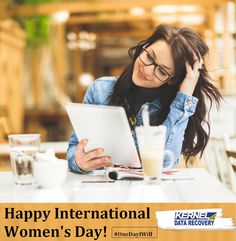 Happy Women's day! You deserve to be happy today so enjoy your day to the fullest. #OneDayIWill, #Women'sday