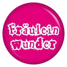 kiwikatze Button Fräuleinwunder