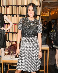 Eva Chen On Lucky's Future And Mixing Pregnancy With Heels