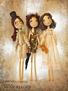 Art Dolls by Lilliput Loft