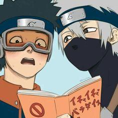 Naruto Uzumaki Shippuden, Naruto Kakashi, Naruto Comic, Anime Naruto, Naruto Teams, Naruto Fan Art, Wallpaper Naruto Shippuden, Naruto Cute, Team Minato