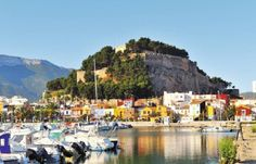 If you visiting Denia, there are some places you should not miss. This town which is also the capital of the Mariana Alta, has an impressive history, beautiful scenery, historic buildings, museums, a wealth of