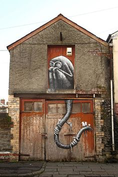 Phlegm based in The UK / 19 Street Artists To Keep An Eye On (via BuzzFeed)