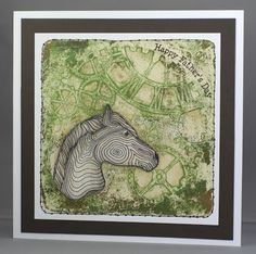 Lynne's Crafty Little Blog: My Gelli Print Father's Day Cards